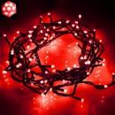 Instalatii Luminoase Craciun Snur 6m 60LED 7in1 Rosu FN P 5814