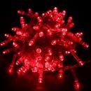 Instalatii Luminoase Craciun Snur 8m 100LED Rosii Fir Incolor VR