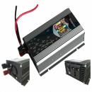 Invertor Auto 1000W cu Display LCD, Iesire USB si Priza