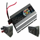 Invertor Auto 4000W cu Display LCD, Iesire USB si Priza
