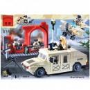 Joc tip Lego Masina Hummer Enlighten 817 cu 323 Piese