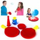 Joc tip Ping-Pong cu Baloane de Sapun care Nu se Sparg 4948F