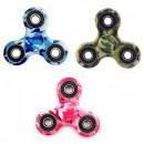 Jucarii Spinner Antistres Fidget Spinner Camuflaj Diverse Culori