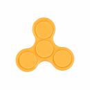 Jucarii Spinner Antistres Fidget Spinner cu Rulment Central 018434