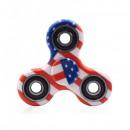 Jucarii Spinner Antistres Fidget Spinner USA cu Steagul Americii
