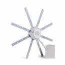 Kit pentru Plafoniera Aplica 32 LED 16W 25cm Alb Rece