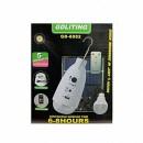 Kit Solar 2 Becuri, Telecomanda,USB, Incarcare Solara si 220V GD8082