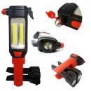 Lampa de Lucru LED+2xCOB LED Multifunctionala 220V BL8829B