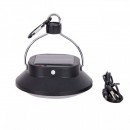 Lampa LED 3W incarcare USB si Solara cu Slot USB JS2868