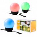 Lampa Solara Glob Set 2 Flink FKSBOL086S