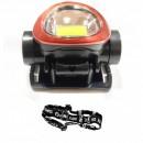 Lanterna Frontala COB LED 3W pe Baterii CH5657