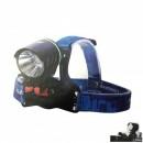 Lanterna Frontala si de Bicicleta LED 3W Bailong BL819AT6 12V 220V