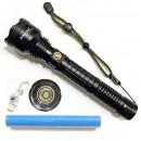 Lanterna LED 5W cu Acumulator Lung 18650 Incarcare USB BLSY9132T6
