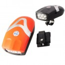 Lanterna LED cu Sonerie Bicicleta YH0902