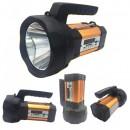 Lanterna LED Profesionala 10W cu Radio FM, SD, USB MP3 TD8000A