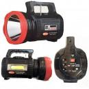 Lanterna LED Profesionala 15W, Panou COB LED, Radio, SD, USB, MP3 ATX9