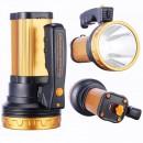 Lanterna Profesionala LED 10W cu Acumulator si slot USB 220V HH9921