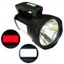 Lanterna Profesionala LED 10W cu Panouri LED, USB si Acumulator 4V TD6677