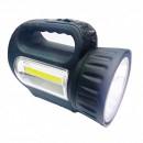 Lanterna Reincarcabila cu LED 1W si COB LED 1W SS58051