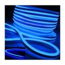 LED  Neon Flex Furtun Luminos Flexibil Rola 100m Albastru CL