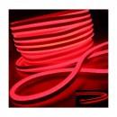 LED  Neon Flex Furtun Luminos Flexibil Rola 100m Rosu CL