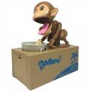 Maimuta Pusculita Copii Electrica Interactiva Robotic Monkey Bank 8825