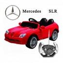 Masina Electrica Copii Mercedes SLR Rosu