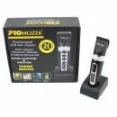 Masina Tuns cu Reglaj Trimmer Acumulator si Accesorii ProMozer MZ9817