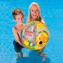 Minge de plaja gonflabila copii Winnie The Pooh 61cm Intex 58056NP
