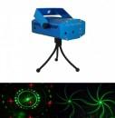Mini Laser Stroboscopic Rosu Verde YX17