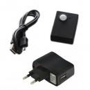 Mini Sistem Alarma MMS si Apel GSM SIM cu Senzor PIR X9009