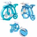 Mini ventilator electric  bicicleta pentru copii 180L28 220V
