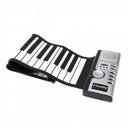 Orga Flexibila Portabila 61 Clape Soft Keyboard Piano