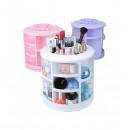 Organizator Cosmetice Rotativ cu 40 Compartimente 360 Storage Case