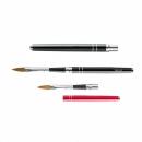 Pensula cu capac pentru Acryl nr 10 din par natural Kolinsky