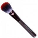 Pensula Profesionala Moale pentru Machiaj Duo Fiber Lila Rossa M643