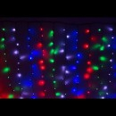 Perdea Luminoasa Craciun Exterior 3x3m 352LED Multicolor FN IP44 P CL