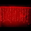 Perdea Luminoasa IP44 5x1m 240LED Rosu Fir Alb P Flash 3143R