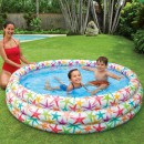 Piscina Gonflabila Rotunda 168x38cm Intex Splash Color 57489