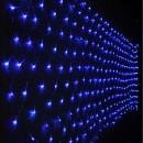 Plasa Luminoasa Craciun 160 LEDuri Albastre 6x0.5m 4Randuri 5486