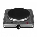 Plita electrica 1Q Inox 185mm 1500W Hausberg HB544