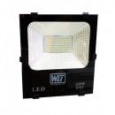 Proiector LED 100W 105LEDuri SMD Alb Cald IP65 220V WT