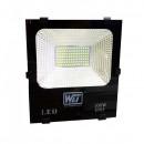 Proiector LED 100W 105LEDuri SMD Alb Rece IP65 220V WT