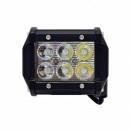 Proiector LED Auto Offroad 6 LEDuri 18W 12V/24V Dreptunghiular