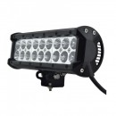 Proiector LED Bar Auto Offroad 18 LEDuri 54W 12V/24V