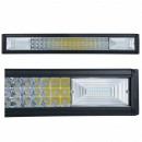 Proiector LED Bar Auto Offroad 90LED 270W 55cm 12V/24V