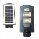 Proiector LED SMD 40W cu Panou Solar si Senzori IP65 CL140