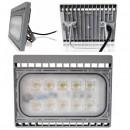 Proiector LED SMD NP 30W Alb Rece IP65 220V Carcasa Plastic Klass
