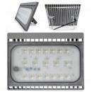 Proiector LED SMD NP 50W Alb Rece IP65 220V Carcasa Plastic Klass