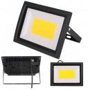 Proiector Slim cu COB LED Mare 100W Alb Rece 220V IP65 KPAD